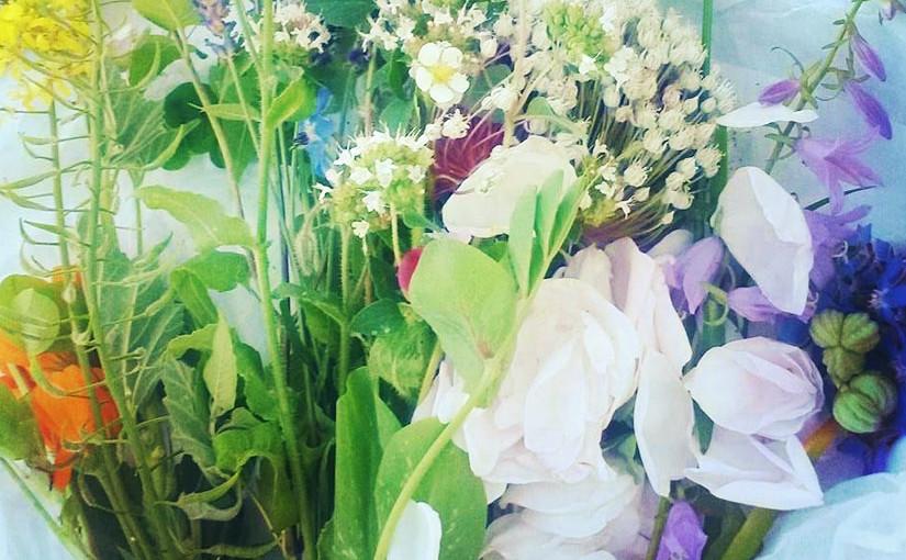 Spiselige blomster